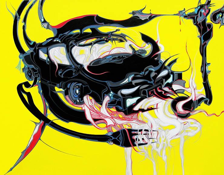 The Artery  : Oh, Hwajin의  아트워크