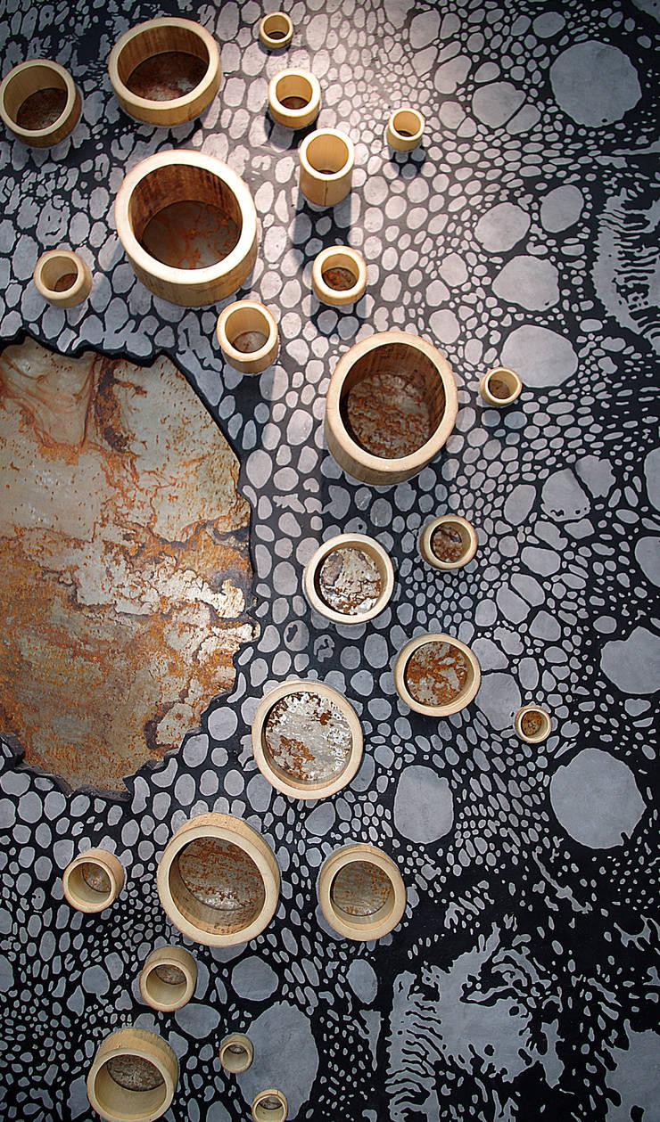 UN AUTRE MONDE: Art de style  par VERO REATO / BÉTON DE CULTURE