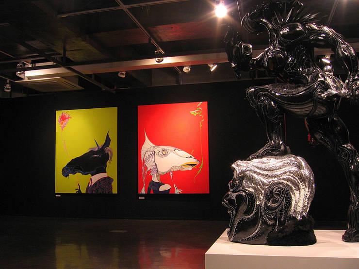 Oh Hwajin's Solo Exhibition : Desire : Oh, Hwajin의  아트워크