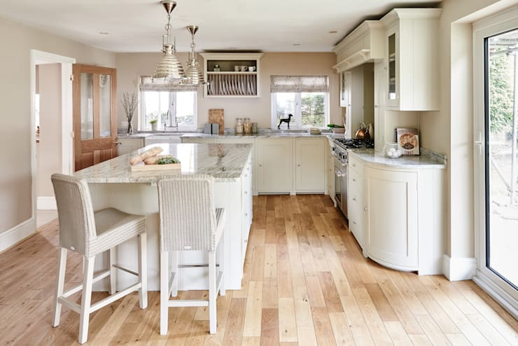 Interiors:  Kitchen by Adam Carter Photo