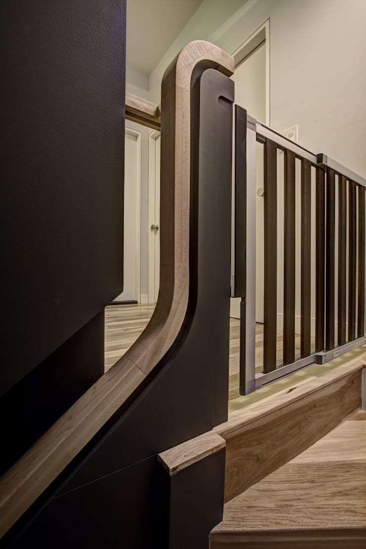 South Slope Penthouse Addition:   by Ben Herzog Architect