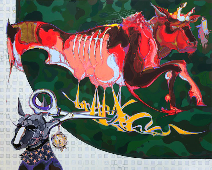 Painting: Oh, Hwajin의  아트워크