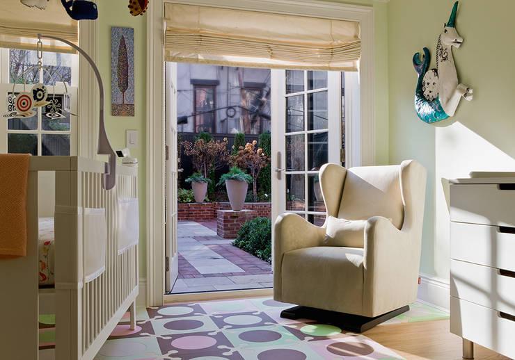 Bedroom by Ben Herzog Architect
