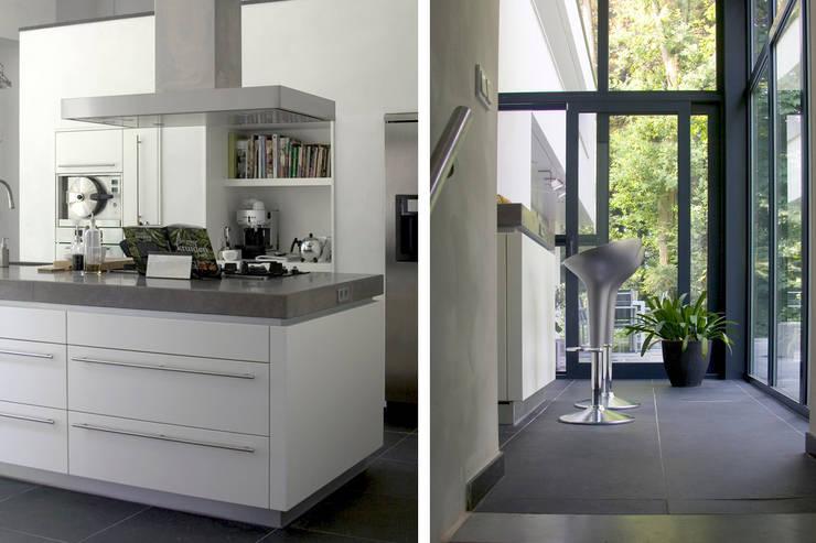 Villa Vught:  Keuken door Doreth Eijkens | Interieur Architectuur