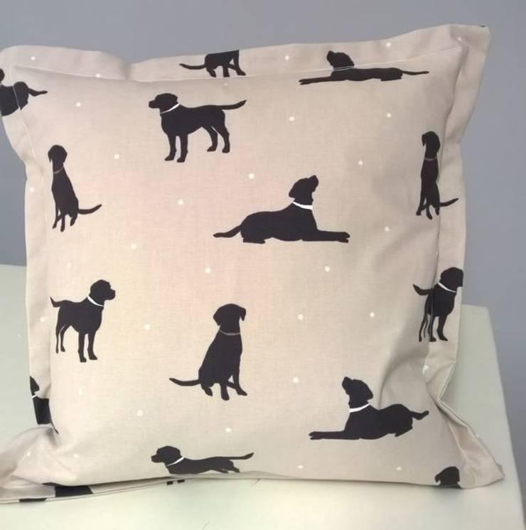 Envelope Cushion:  Household by Grey Soft Furnishings