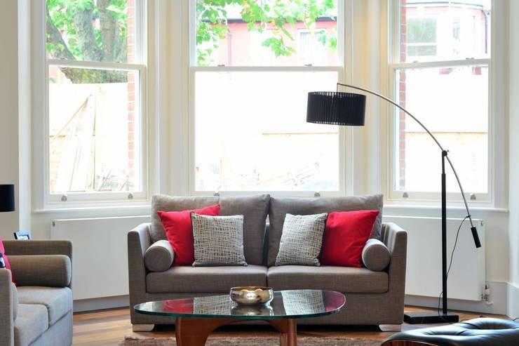 Household تنفيذ London Refurbishments