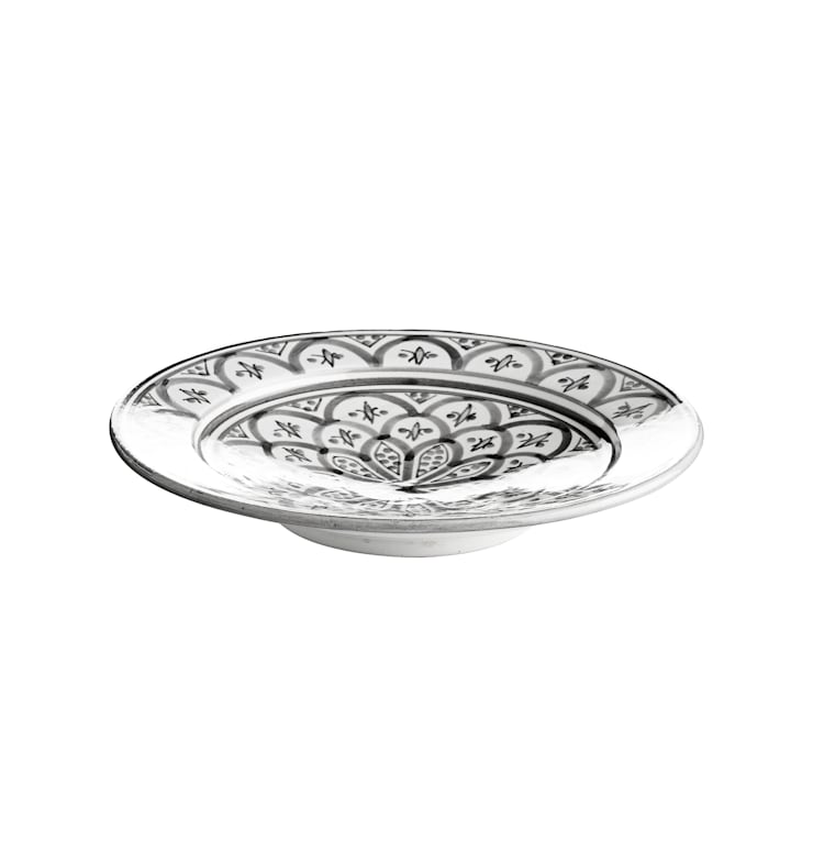 Moroccan Plate:  Kitchen by Andrassy Living