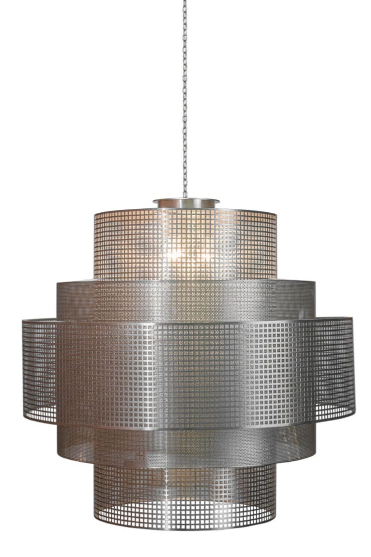 New York: styl , w kategorii Korytarz, hol i schody zaprojektowany przez Archerlamps - Lighting & Furniture