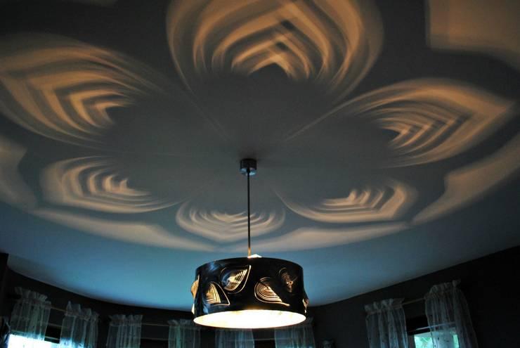 Leaves: styl , w kategorii Salon zaprojektowany przez Archerlamps - Lighting & Furniture
