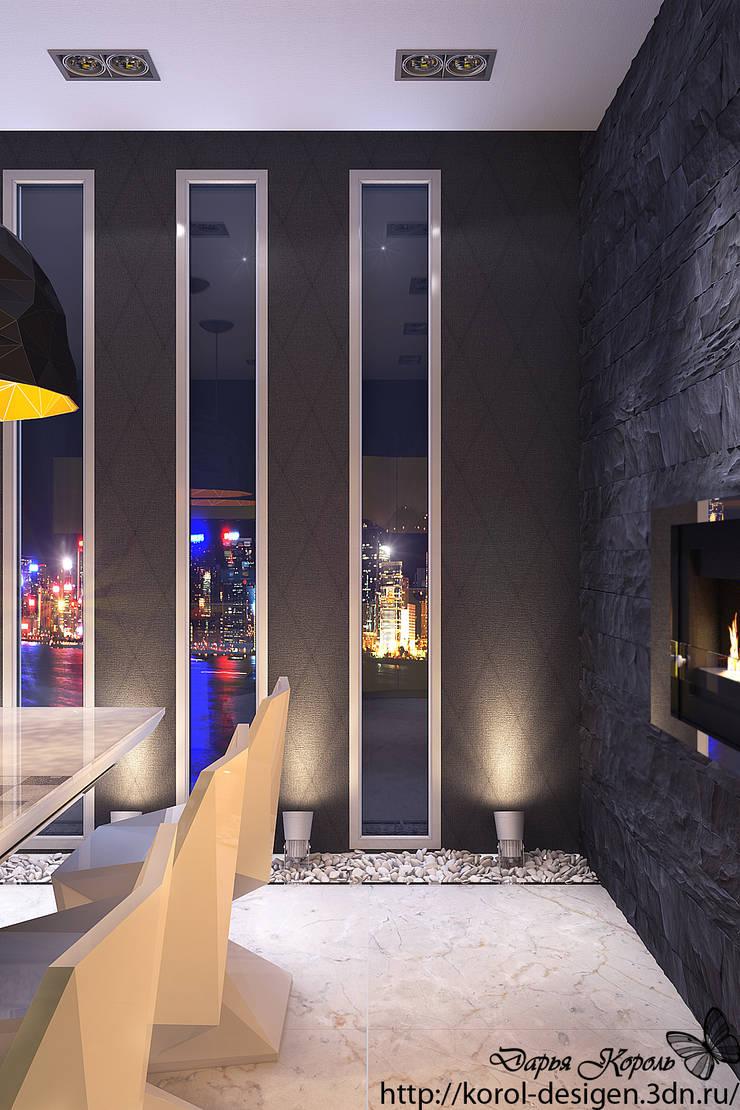 studio room for hotel Dubai United Arab Emirates: Кухни в . Автор – Your royal design,