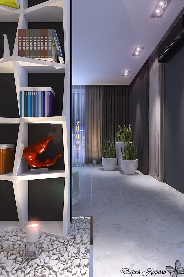studio room for hotel Dubai United Arab Emirates: Спальни в . Автор – Your royal design,