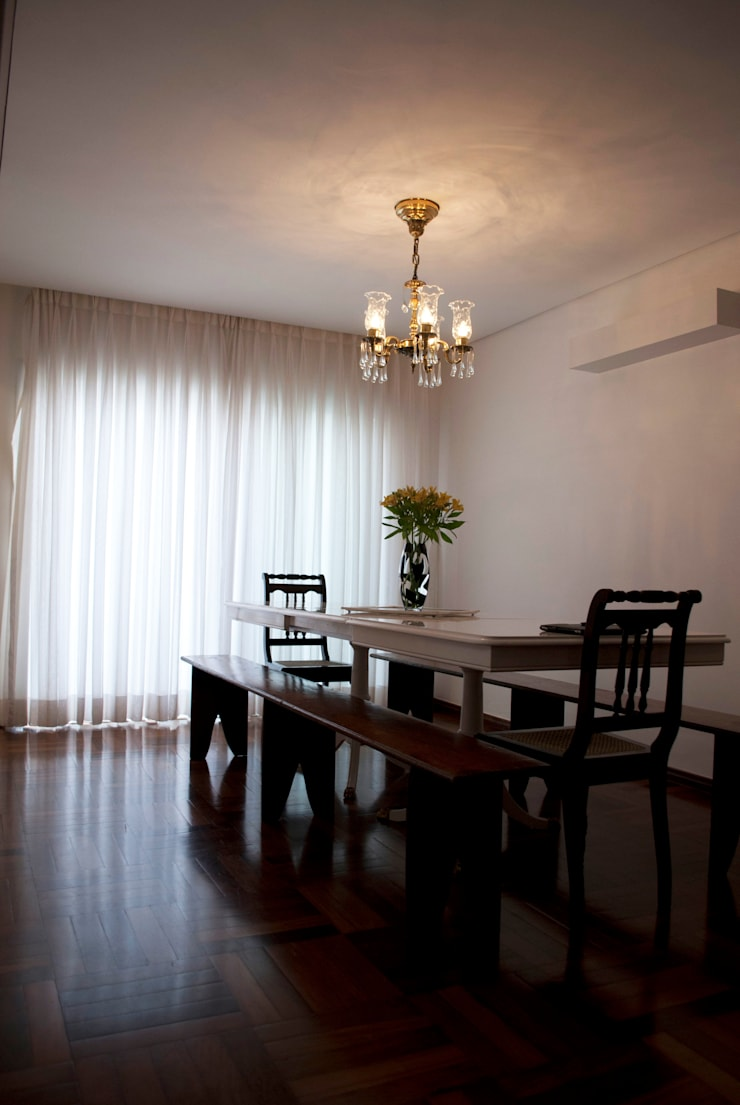 Sala de jantar: Salas de jantar  por ArkDek,Clássico