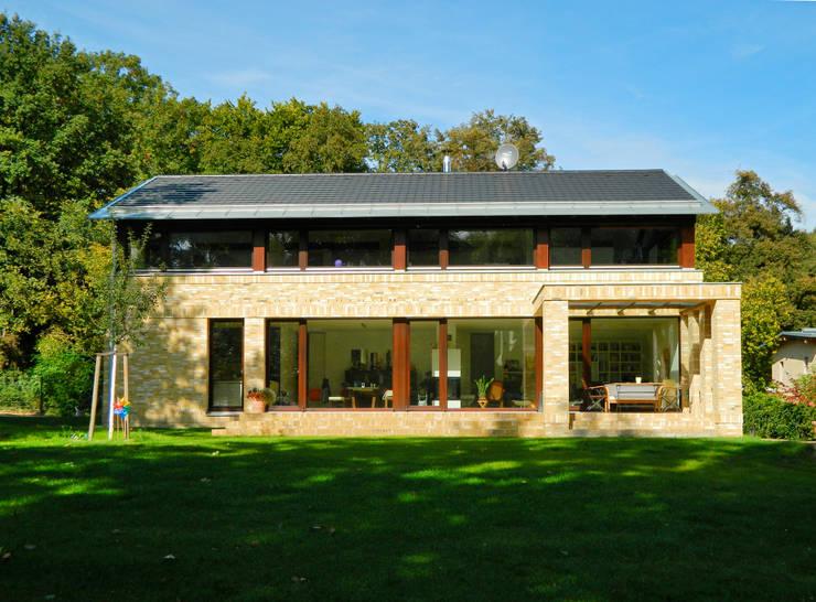 Potsdam:  Häuser von Justus Mayser Architekt