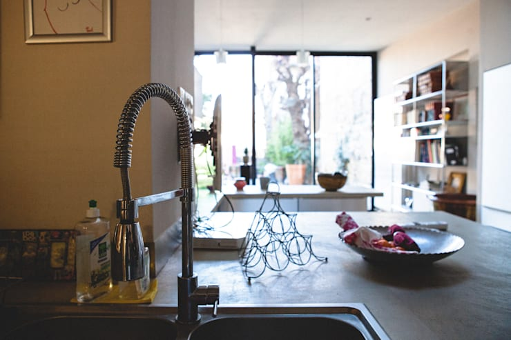 Cocinas de estilo  por Maguelone Vidal Architectures