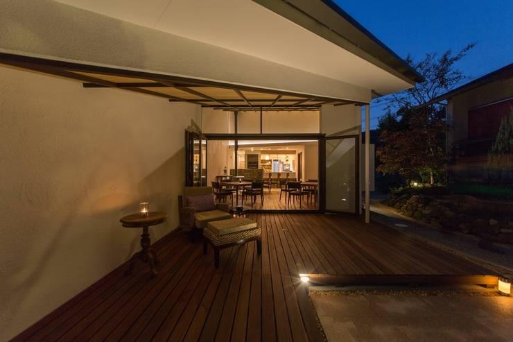 makioto: エコリコデザイン一級建築士事務所が手掛けた家です。