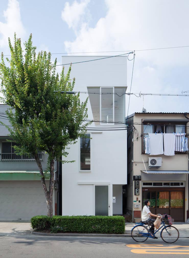ファサード: 井戸健治建築研究所 / Ido, Kenji Architectural Studioが手掛けた家です。
