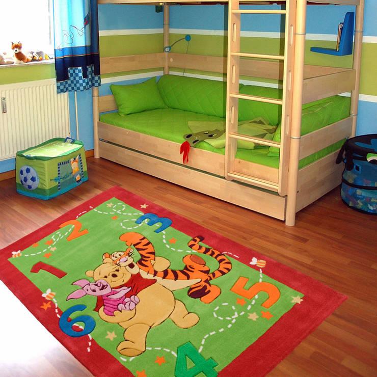 Importadores y distribuidores de alfombras: Habitaciones infantiles de estilo  de Eurotuft