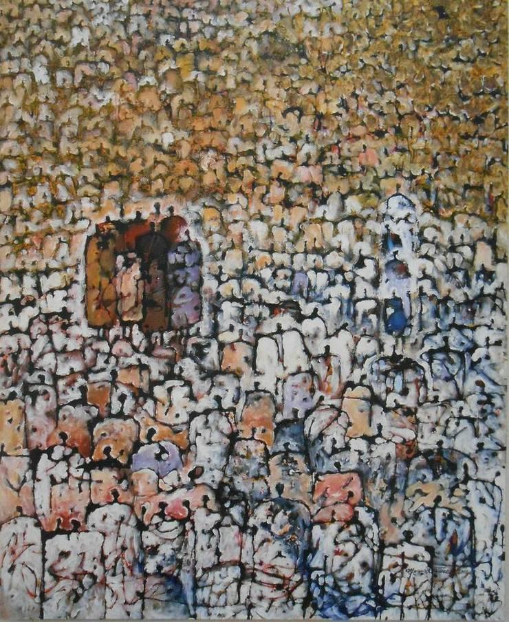 Les Grands Ensembles 03:  Artwork by Mille Arts
