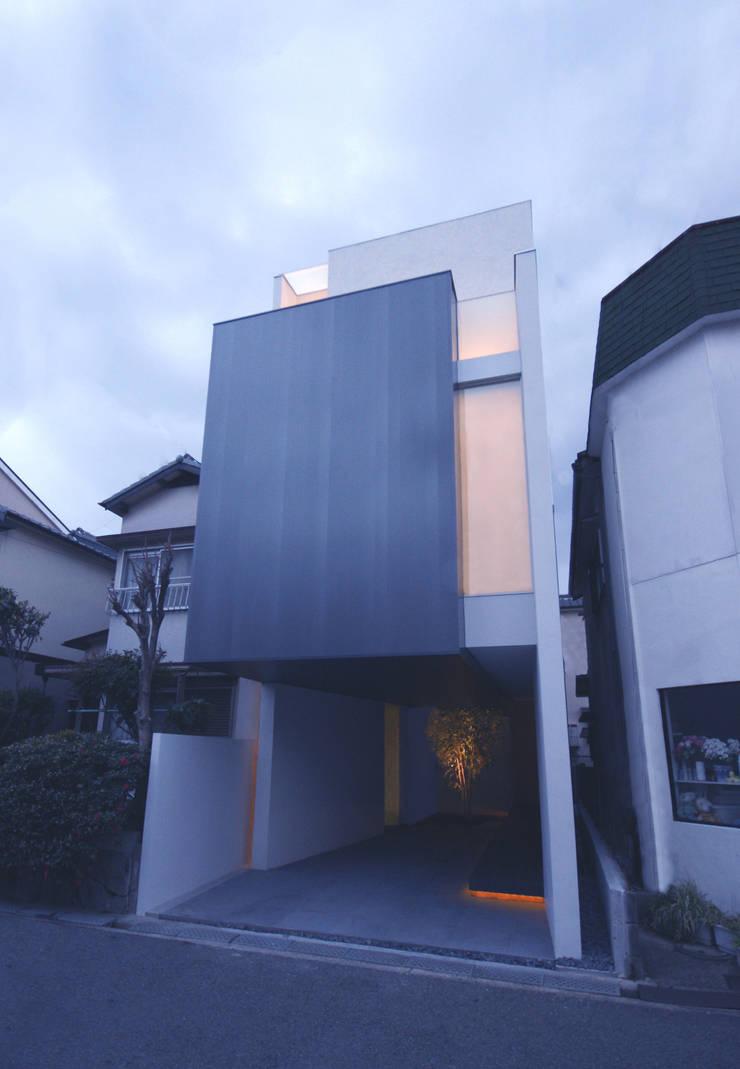 HT house: アクシス・アーキテクツ/AXIS ARCHITECT & ASSOCIATESが手掛けた家です。