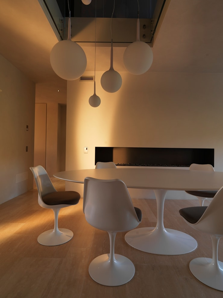 Comedores de estilo minimalista de Vegni Design Minimalista