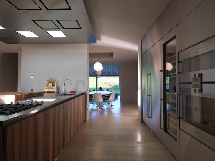 Cocinas de estilo moderno de Vegni Design Moderno