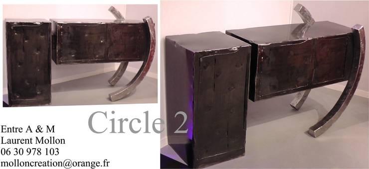 Circle 2: Art de style  par Entre A & M