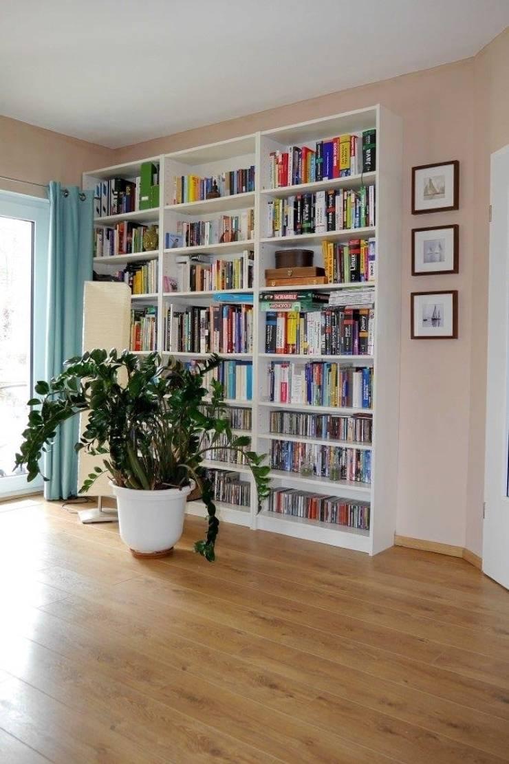 Oficinas y bibliotecas de estilo clásico de Laminato - Bodenleger Frank Hennicke Clásico