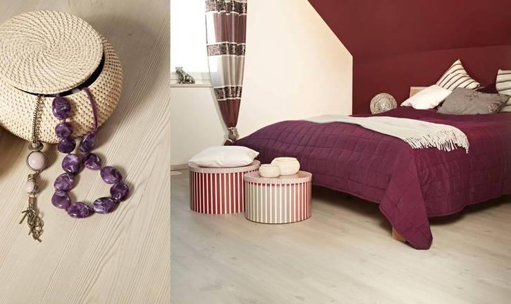 Dormitorios de estilo escandinavo de Laminato - Bodenleger Frank Hennicke Escandinavo