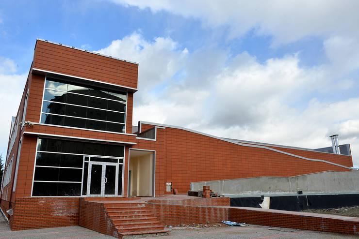 Eskişehir Tepebaşı Belediyesi – Su Sporları Merkezi:  tarz Havuz
