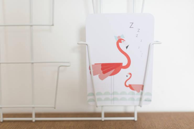 Carte postales April eleven: Chambre d'enfants de style  par APRIL ELEVEN