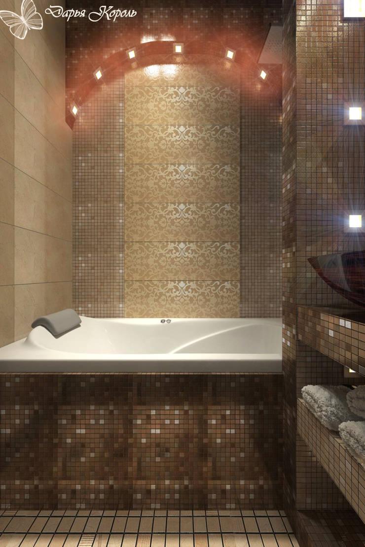 small bathroom: Ванные комнаты в . Автор – Your royal design
