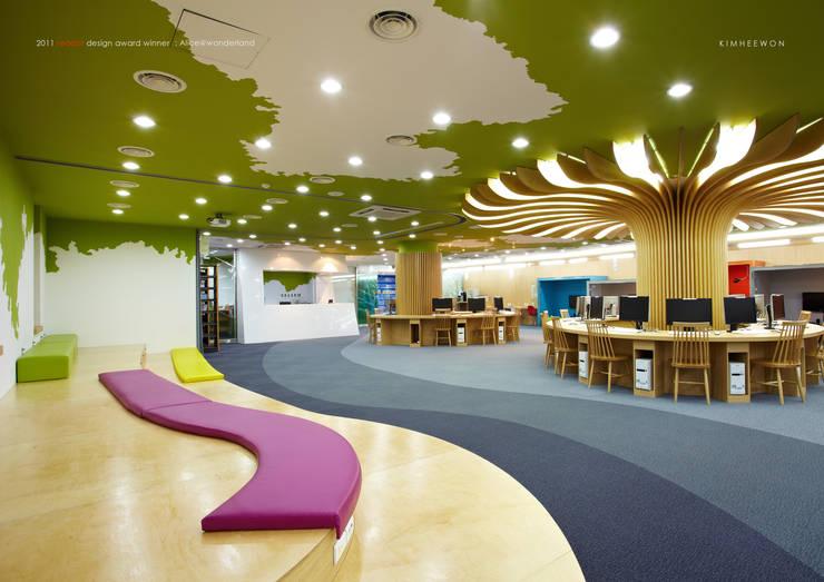 Alice@Wonderland: designvom의  학교
