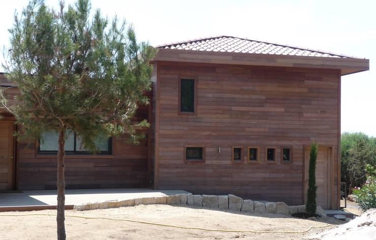 Casas de estilo moderno por catherine vinciguerra