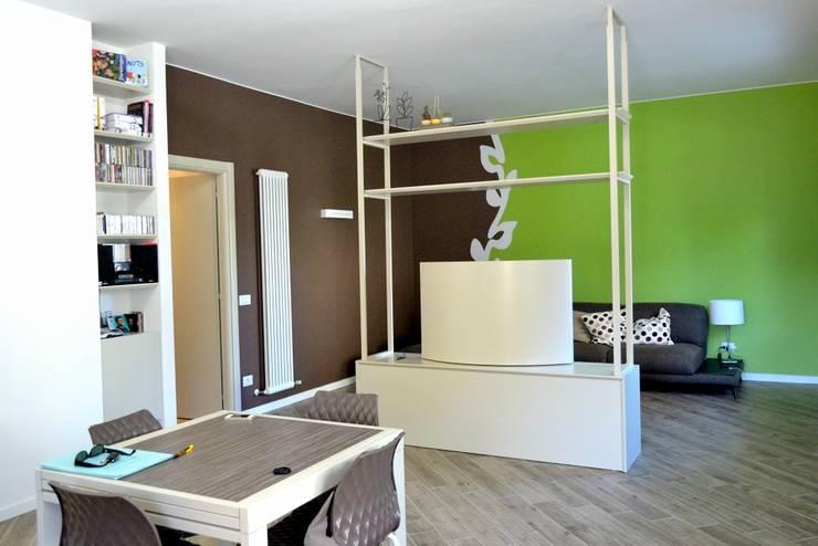 Come dipingere il soggiorno in stile moderno 14 esempi for Soggiorno stile moderno