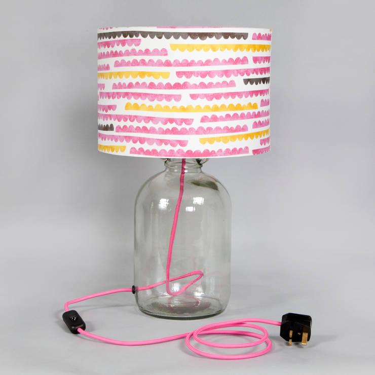 Demijohn Lamps:  Household by Humblesticks