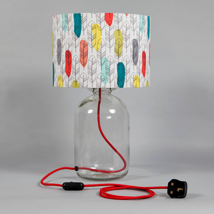 Demijohn Lamps:   by Humblesticks