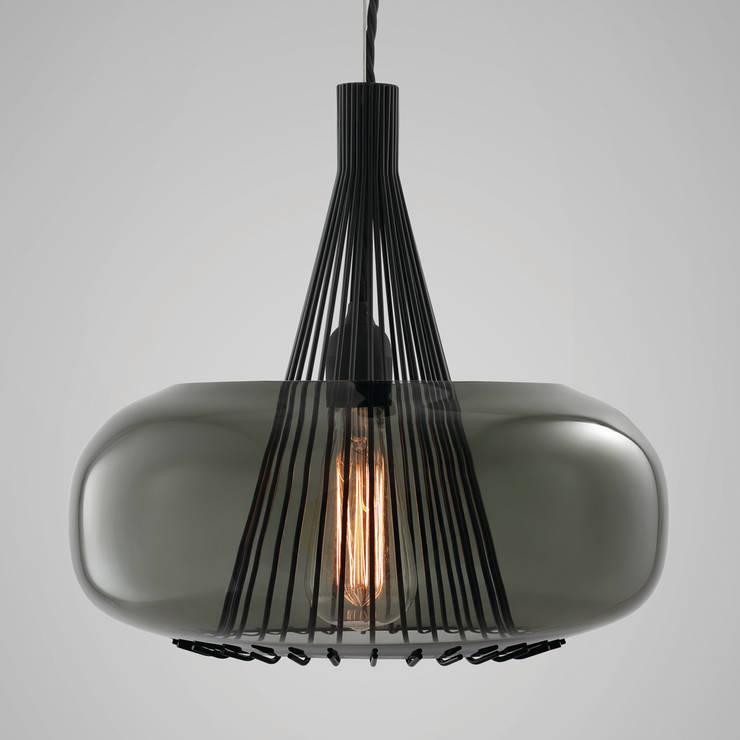 Vitamin Hooked Lamp:  Living room by Vitamin