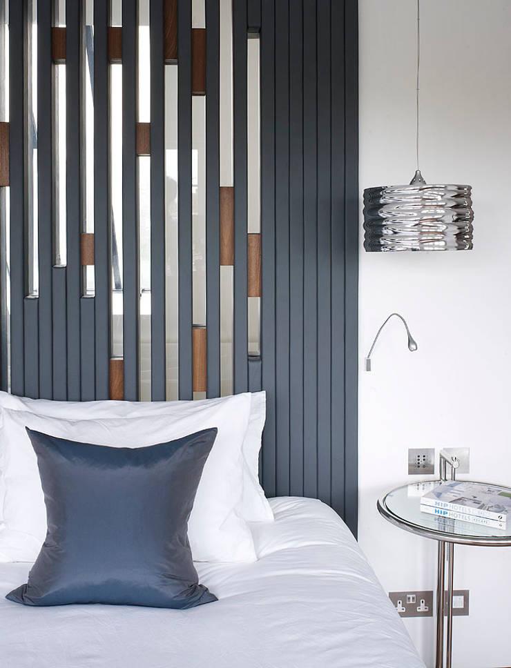 Sheen Lane, Bedroom:  Bedroom by BLA Architects