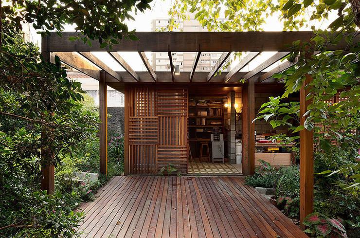 Casas de estilo  por ODVO Arquitetura e Urbanismo