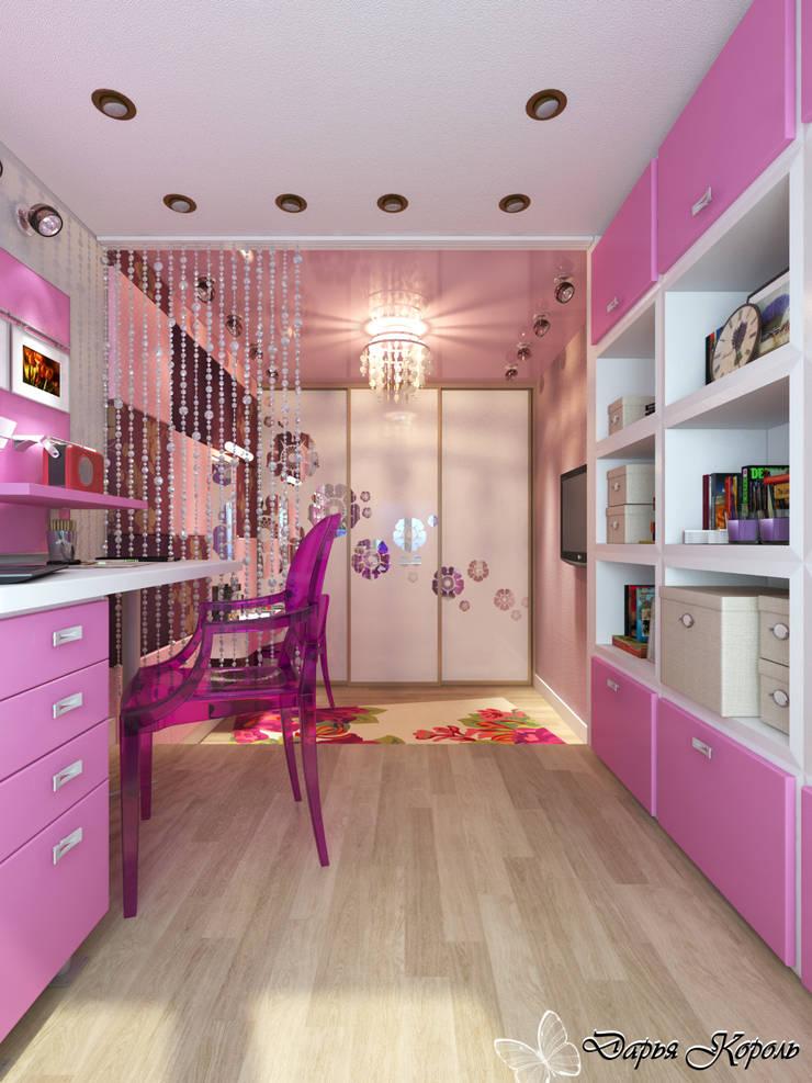Children's room in the city of Perm: Детские комнаты в . Автор – Your royal design