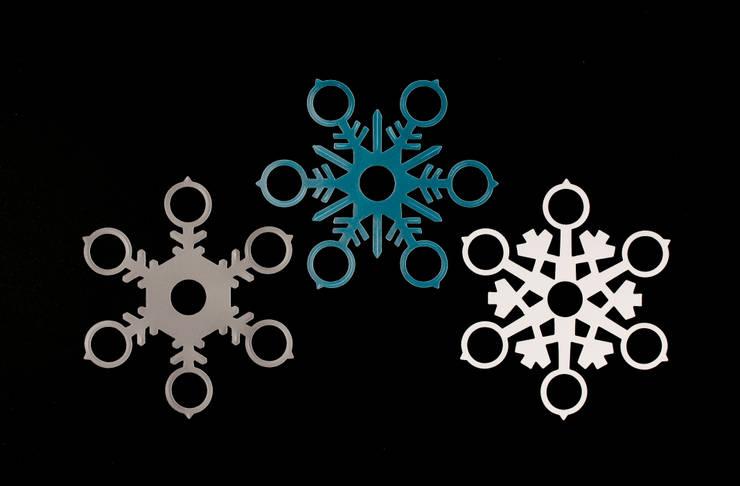 JOYN Snowflake: Hogar de estilo  de DesignCode