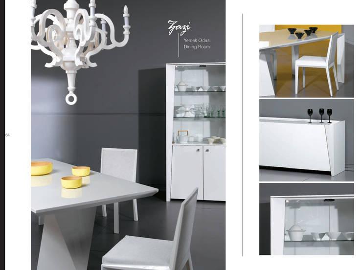 Gulsah Soyluer Designer/Sculptor – Zazi Collection for Milano Furniture & Interior Design Company:  tarz
