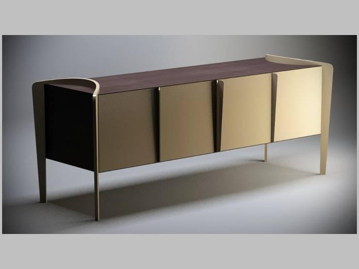 Gulsah Soyluer Designer/Sculptor – Product Design for Nills:  tarz Yemek Odası