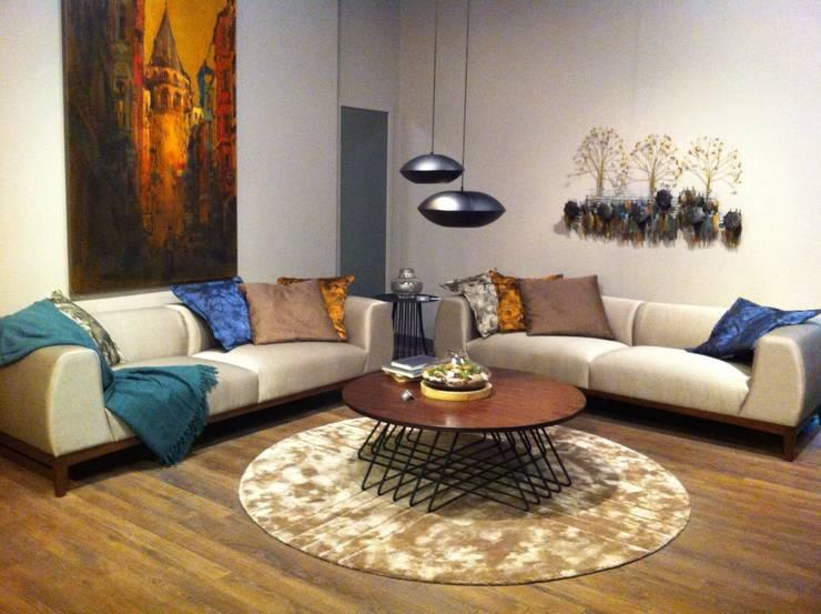 Gulsah Soyluer Designer/Sculptor – Collection for Stella Furniture Company:  tarz Oturma Odası
