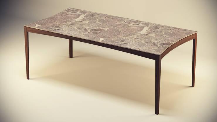 Gulsah Soyluer Designer/Sculptor – Product Design:  tarz Yemek Odası