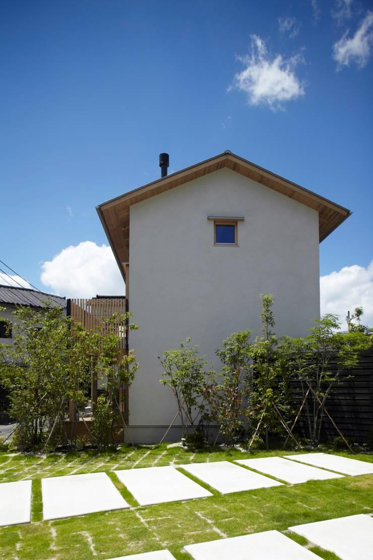 でんホーム鳥飼ゲストハウス: でんホーム株式会社が手掛けた家です。