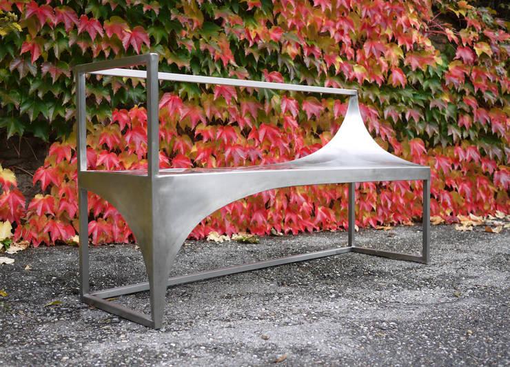 Jardin de style de style Minimaliste par Masato Miura