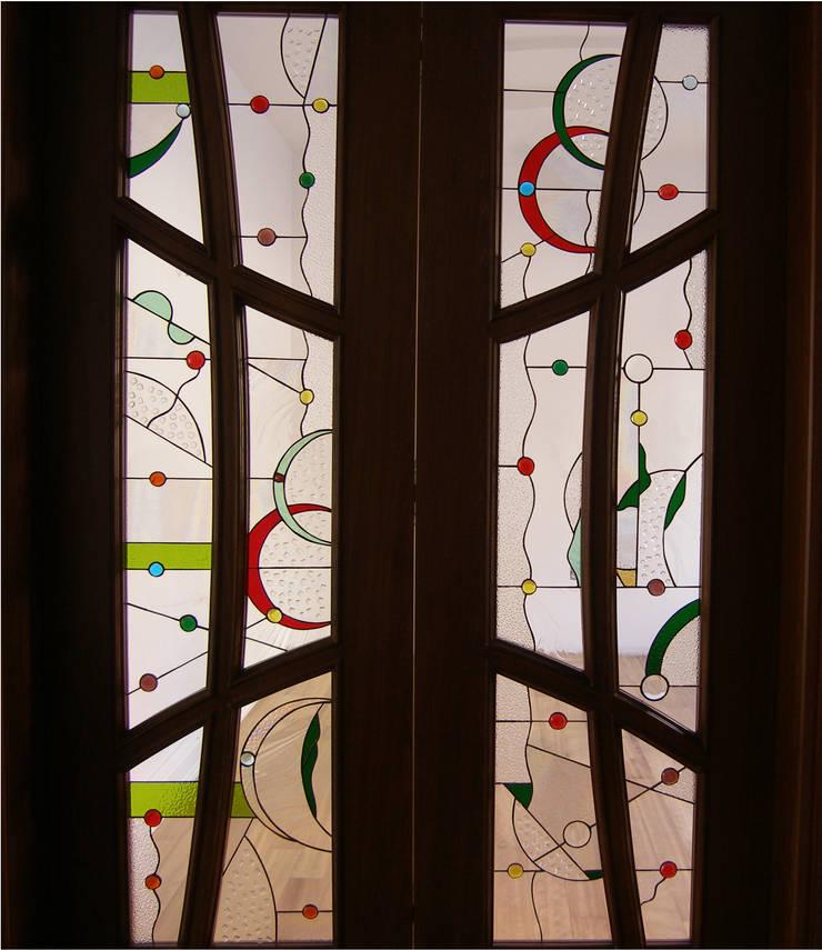 Ural Mimarlık ve Özel Sağlık Hizmetleri Ltd. Şti. – Modern 9:  tarz Pencere & Kapılar