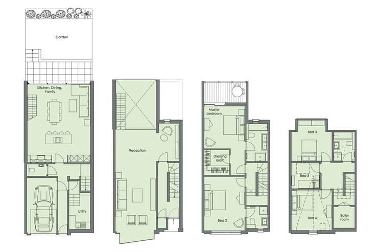 Floorplan:   by LLI Design