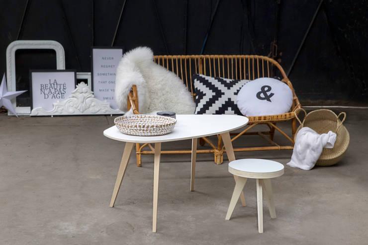 Table Mum,Dad & Me : Salon de style  par Mum,Dad & Me